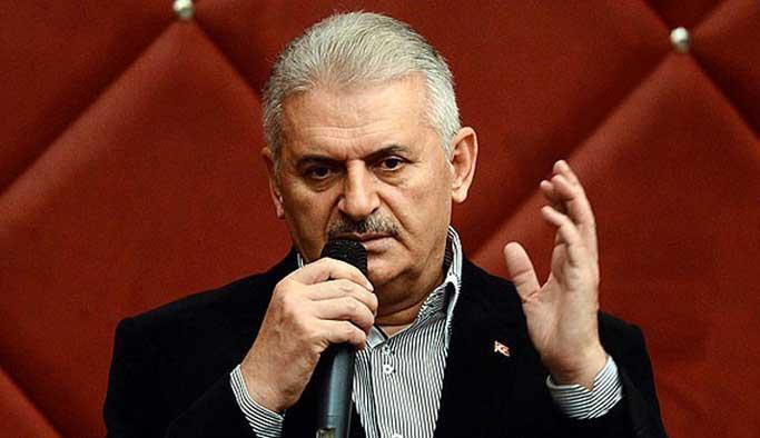 Başbakan Yıldırım'dan 25 Aralık'a müdahillik talebi