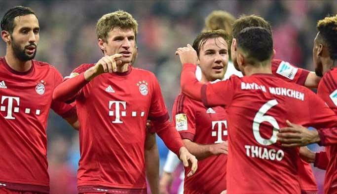 Bayern Münih, sezona galibiyetle başladı