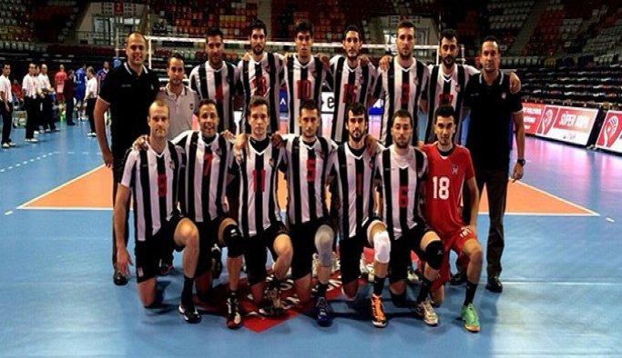 Beşiktaş Erkek Voleybol Takımı sezonu açtı