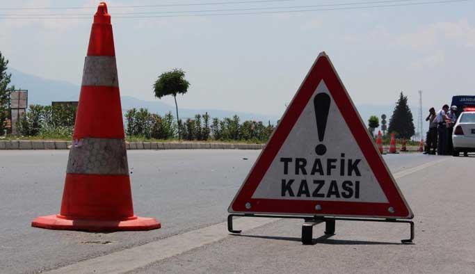 Bingöl'de trafik kazası: 2 ölü, 5 yaralı