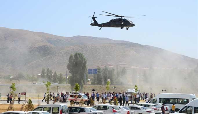 Bitlis'teki terör saldırısında şehit sayısı 6'ya yükseldi
