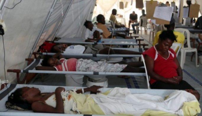 BM'den Haiti'deki kolera salgını itirafı