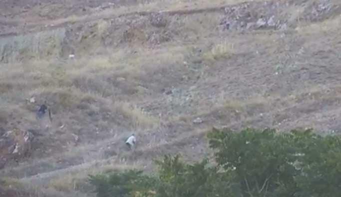 Bordo berelilerin birbirleriyle çatışma anı VIDEO