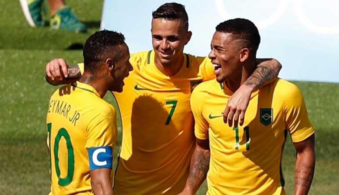 Brezilya'ya Rio'da finale kaldı