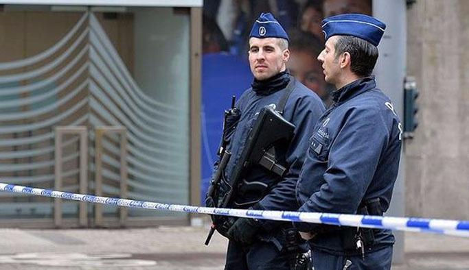 Brüksel'de 'bombalı' saldırı