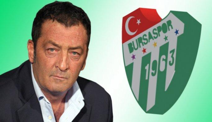 Bursaspor Nejat Biyedic'i andı
