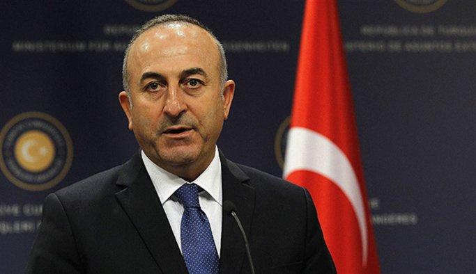 Çavuşoğlu, KKTC Dışişleri Bakanı ile telefonda görüştü