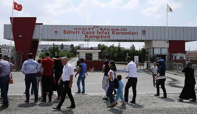 Cezaevlerinden 38 bin kişinin tahliyesi başladı