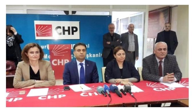 CHP'den saldırıya tepki