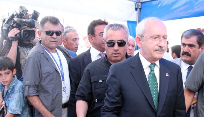 Kılıçdaroğlu'nu Gaziantep'te AK Partili Şahin karşıladı