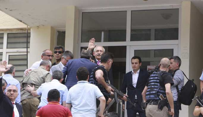 CHP konvoyuna saldırıyı malum örgüt üstlendi
