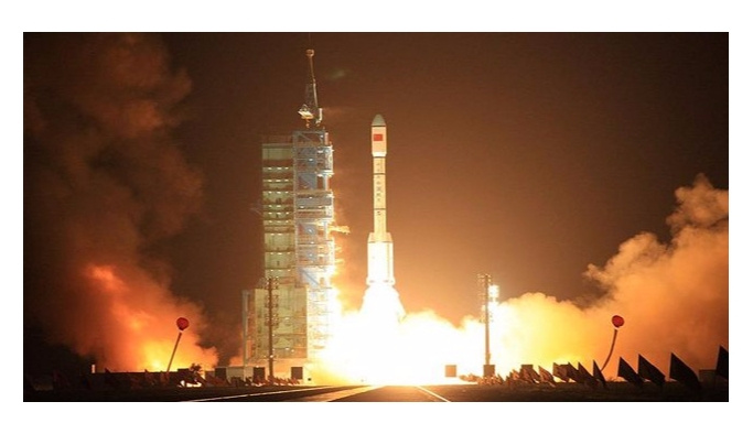 Çin uzaya ilk kuantum uydusunu fırlattı