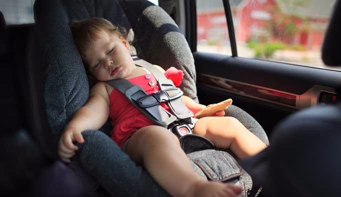 Çocuk koltuğunun yanlış kullanımı iç organlarını etkiliyor