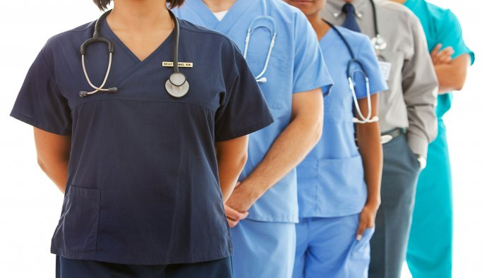 Çorum'da 12 sağlık çalışanı gözaltına alındı