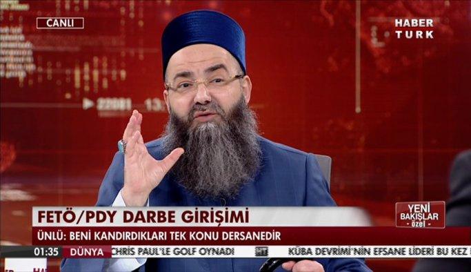 Cübbeli Ahmet'ten 15 Temmuz iddiası