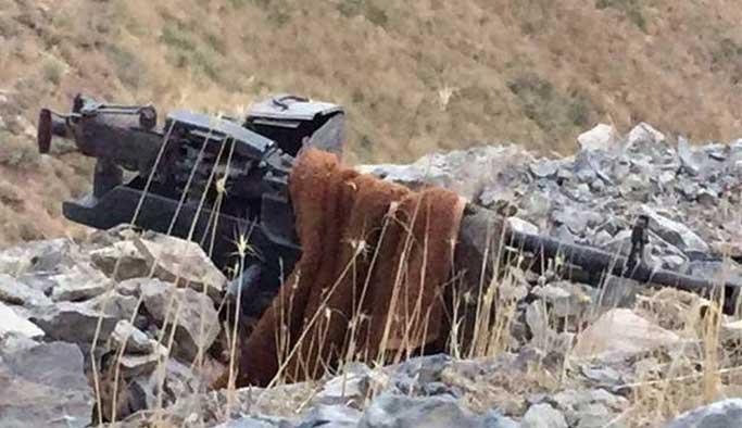 Çukurca'da doçkalı terörist öldürüldü