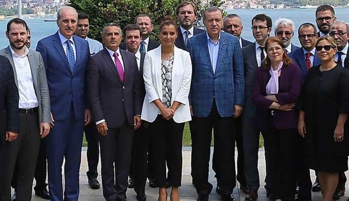 Erdoğan: Darbe girişimi henüz bitmedi