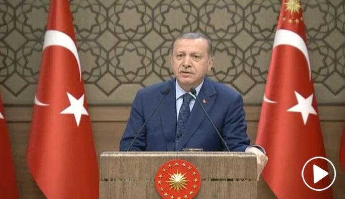 Erdoğan: Bu adamlar hırsızdır, katildir, gaspçıdır, fasıktır