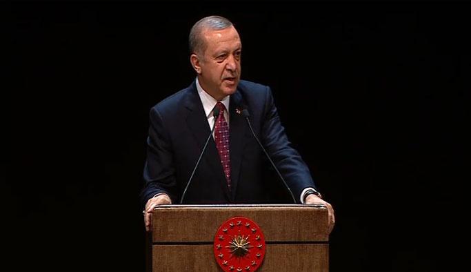 Cumhurbaşkanı Erdoğan'dan ilk açıklamalar