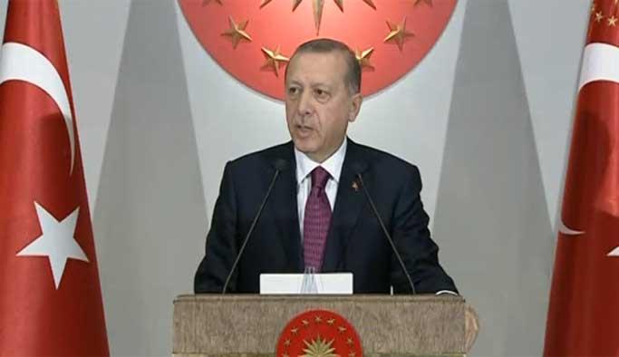 Cumhurbaşkanı Erdoğan'ın kurbanı Tanzanya'da kesildi