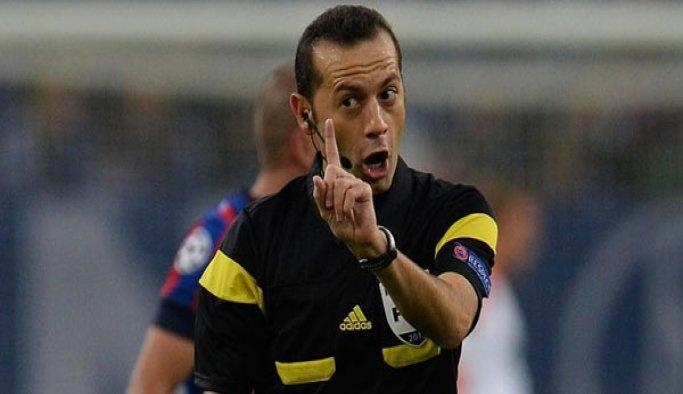 Cüneyt Çakır, Brezilya-Kolombiya maçını yönetecek