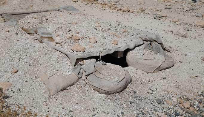 DAEŞ'in Cerablus'taki tünelleri ortaya çıktı