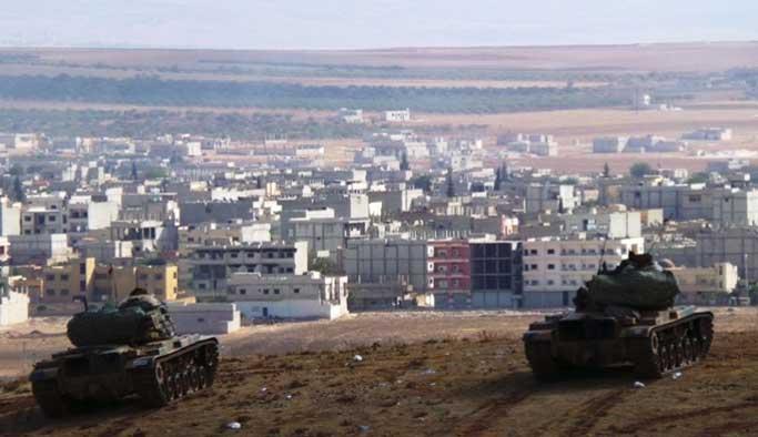 Darbe gecesi Kobani'de tuhaf hareketlilik