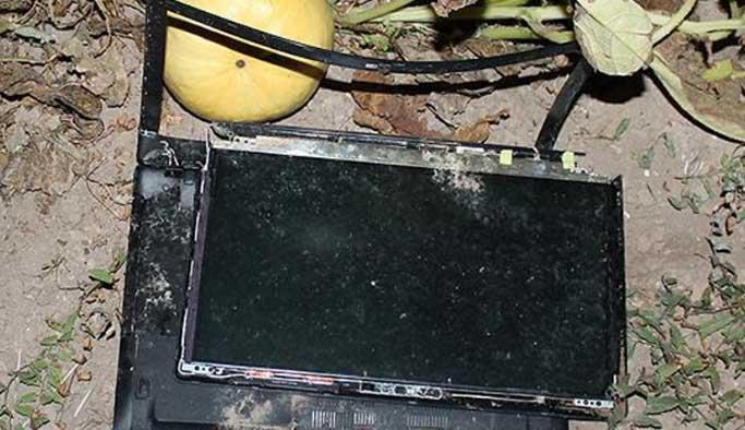 Darbe üssünün yanında üç bilgisayar bulundu
