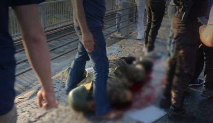 Darbeci binbaşı ateş etmeyen askeri öldürmüş