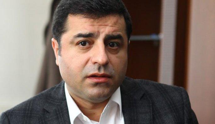 Demirtaş: 'Akbabalar bu ülkenin üstünde dönmeye devam ediyor'