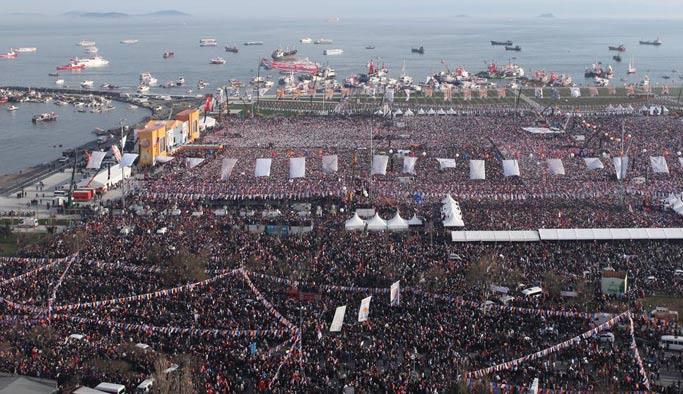 AK Parti'den CHP ve MHP'ye Yenikapı teşekkürü