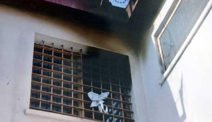 DHKP-C'li kadınlar Bakırköy Cezaevi'ni ateşe verdi