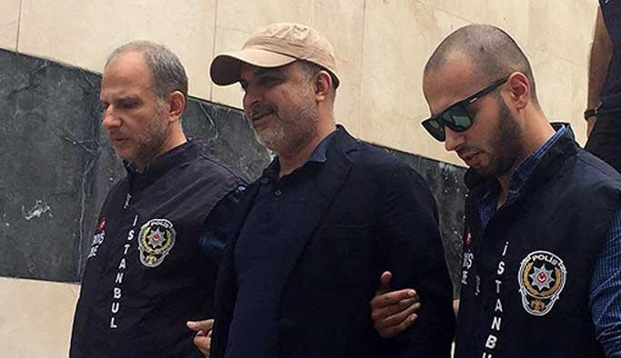 Dink davasında ilk kez bir gazeteci gözaltında