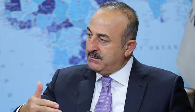 Bakan Çavuşoğlu'dan Musul açıklaması