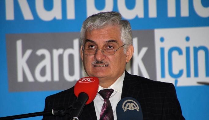 DİTİB Genel Başkanı Aşıkoğlu: