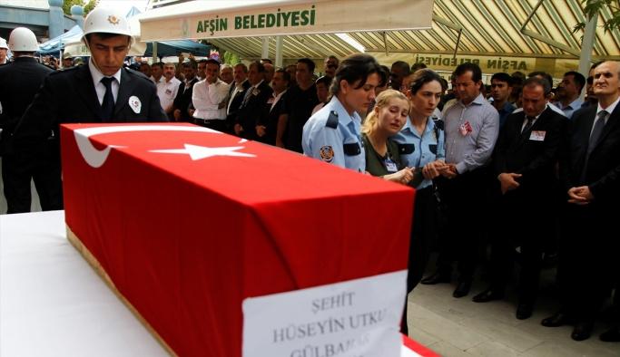PKK'nın katlettiği baba-oğul yan yana toprağa verildi
