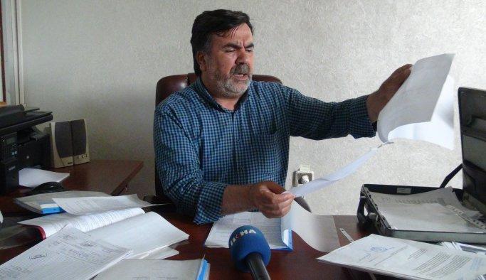 Diyarbakırlı iş adamı Girişen: Vali Mutlu beni vurdurttu