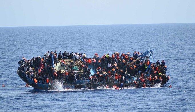 Edirne'de 64 sığınmacı yakalandı