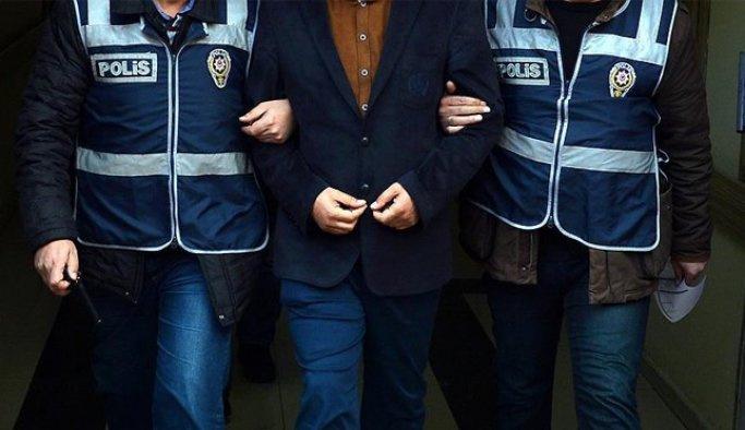Elazığ'da 8 polis tutuklandı