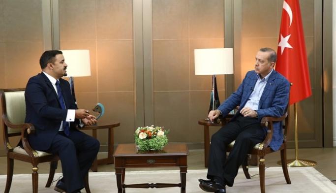 Erdoğan: Devleti sıfırdan kuracağız