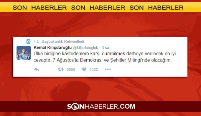 Erdoğan Bahçeli'yi, Yıldırım Kılıçdaroğlu'nu beğendi