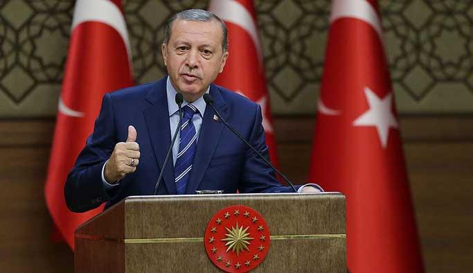Erdoğan'dan baro başkanlarına 'hukuk' teminatı