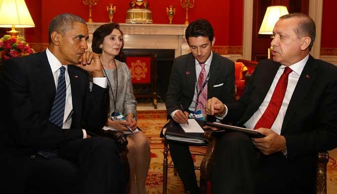 Erdoğan, belge isteyen Obama'ya: Biz sizden belge istememiştik