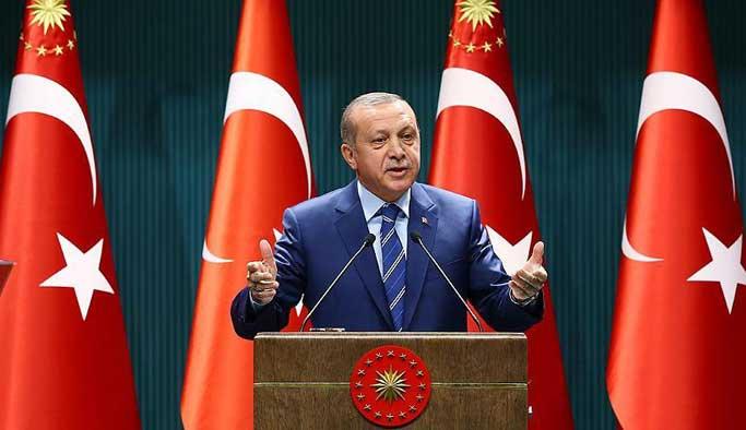 Erdoğan: Bu saldırılar 15 Temmuz'a misillemedir