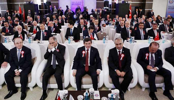 Erdoğan, bütün valileri Ankara'ya çağırttı