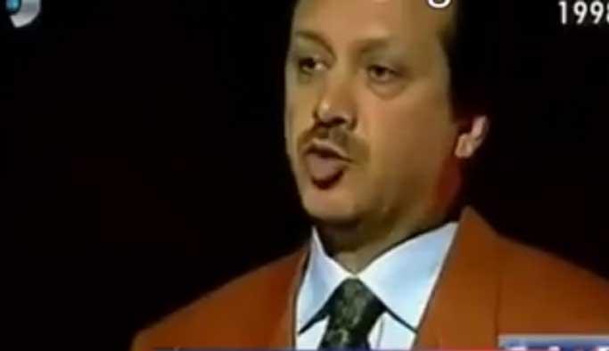 Erdoğan darbecilere cevabı 18 yıl önce vermiş
