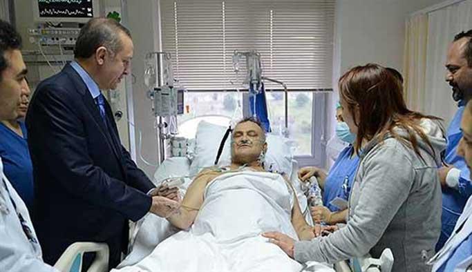 Erdoğan'ın Ergin Saygun'u ziyareti FETÖ'nün planını bozmuş