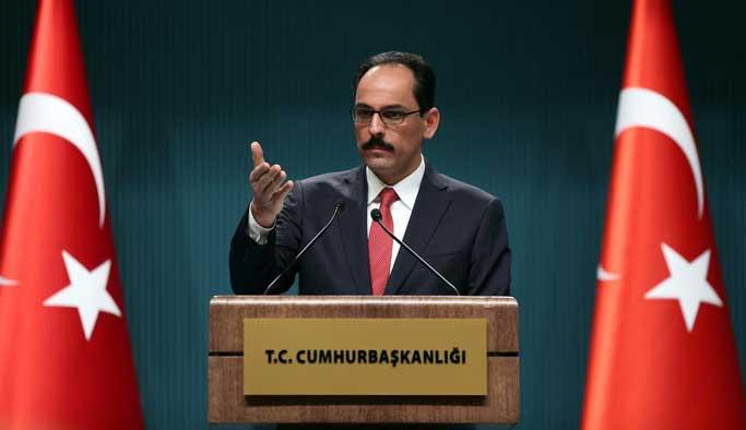 Kalın, Erdoğan'ın G20 programını açıkladı, PYD iddialarını yalanladı