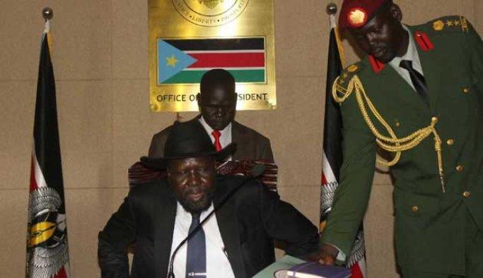 Etiyopya'daki Sudan barış görüşmeleri