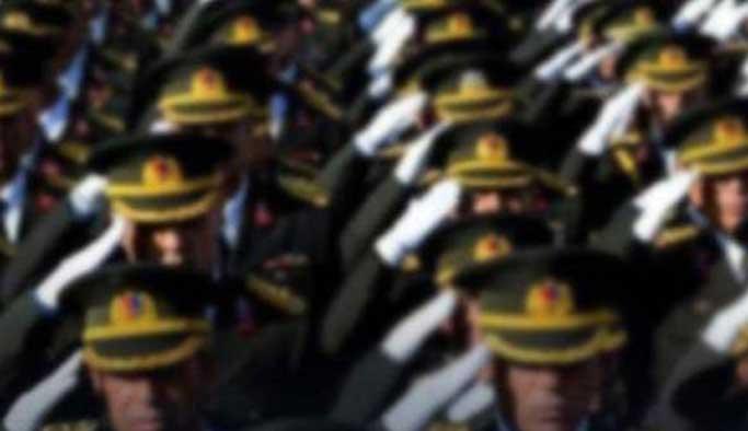 16 askeri hakim ve savcı tutuklandı